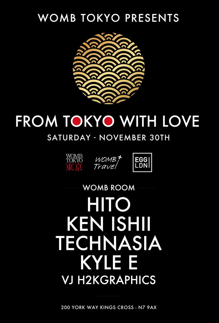 From tokyo with love 2