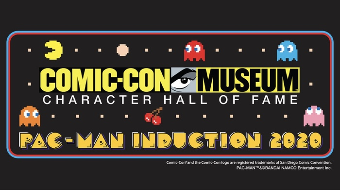 Comic con museum character hall of fame