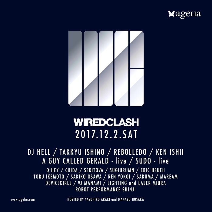 Wired clash 2017