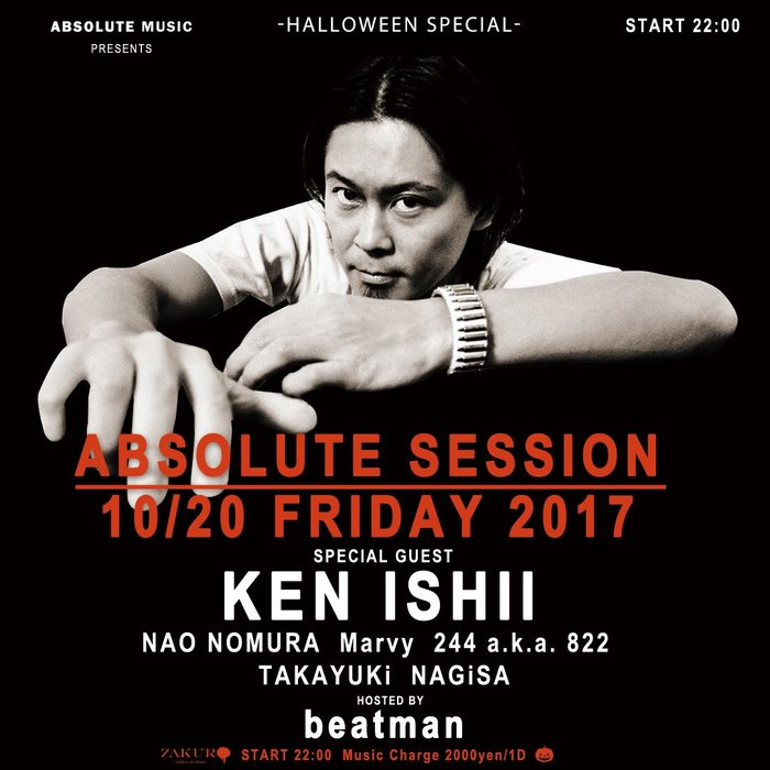 Absolue session halloween special 2017